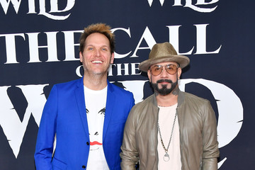 """A.J. McLean Premiere Of 20th Century Studios' """"The Call Of The Wild"""" - Arrivals"""