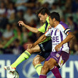 Travis Dodd and Harry Kewell