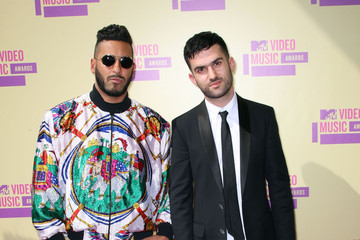 A-Trak 2012 MTV Video Music Awards - Arrivals