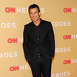 A.j. Hammer Arrivals at the CNN Heroes Event