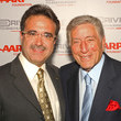 Emilio Pardo AARP's Drive To End Hunger Benefit Concert At The Staples Center