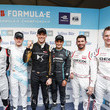Andre Lotterer and Jose Maria Lopez Photos