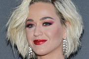 """Katy Perry attends the taping of ABC's """"American Idol"""" on April 12, 2019 in Los Angeles, California."""