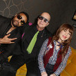 Paul Shaffer and Jenny Lewis Photos