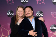 Camryn Manheim and Adrian Martinez Photos Photo