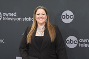 Camryn Manheim attends the ABC Walt Disney Television Upfront on May 14, 2019 in New York City.