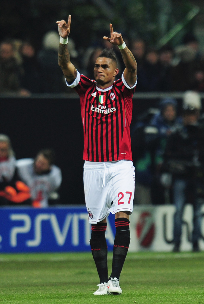 Kevin-Prince Boateng talks racism in football - YouTube