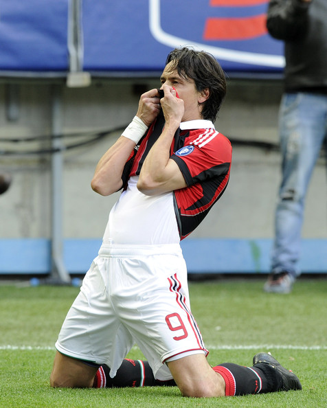 Image result for inzaghi last game