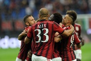 Jeremy Menez Stephan El Shaarawy Photos Photo