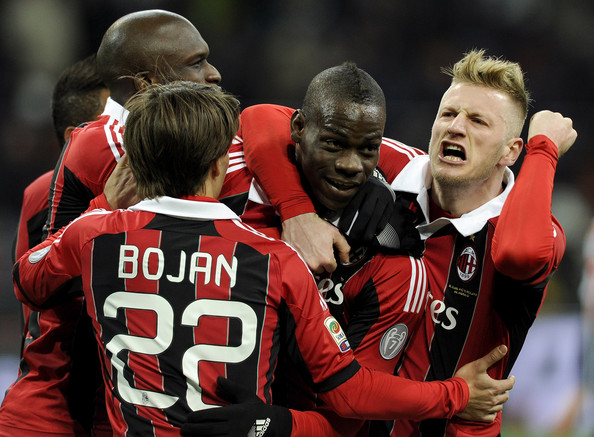 milan udinese highlights balotelli ac - photo#26