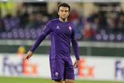 Giuseppe Rossi of ACF Fiorentina shows his dejection during the UEFA Europa League group I match between ACF Fiorentina and KKS Lech Poznan on October 22, 2015 in Florence, Italy.