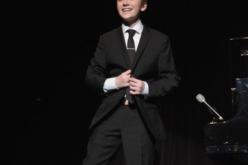 Greyson Chance The ACLU Of Southern California's 2011 Bill Of Rights Dinner
