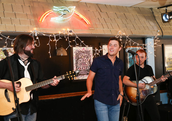 ACM Lifting Lives Music Camp Bluebird Cafe With Scotty McCreery