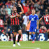 Steve Cook Photos - Steve Cook of AFC Bournemouth goads the Cardiff City fans after his team go 2-0 up during the Premier League match between AFC Bournemouth and Cardiff City at Vitality Stadium on August 11, 2018 in Bournemouth, United Kingdom. - AFC Bournemouth vs. Cardiff City - Premier League