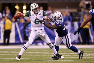 Clint Session AFC Championship: New York Jets v Indianapolis Colts