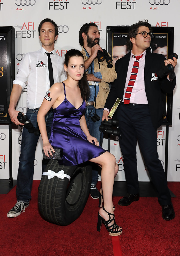 Roxane Mesquida Pictures - AFI FEST 2010 Presented By Audi