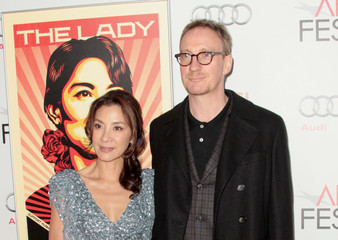 """Michelle Yeoh David Thewlis AFI FEST 2011 Presented By Audi - """"The Lady"""" Centerpiece Gala - Arrivals"""