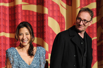 """Michelle Yeoh David Thewlis AFI FEST 2011 Presented By Audi - """"The Lady"""" Centerpiece Gala - Red Carpet"""