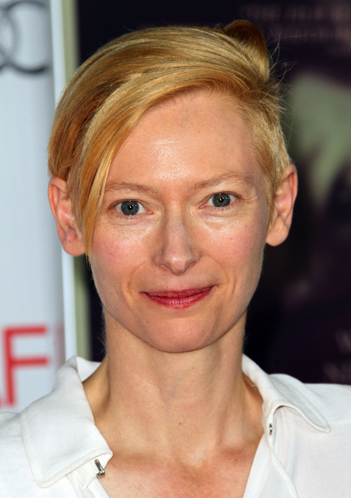 tilda swinton height