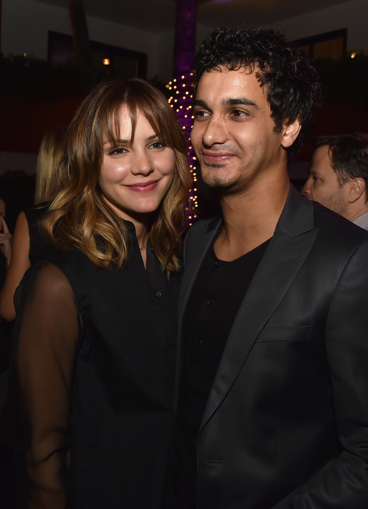 elyes gabel and katharine mcphee dating If you, like me, watched the first episode of scorpion when the show debuted on monday and are already hardcore shipping insensitive genius walter o'brien with empathetic waitress paige dineen, then get ready for some good news having almost nothing.