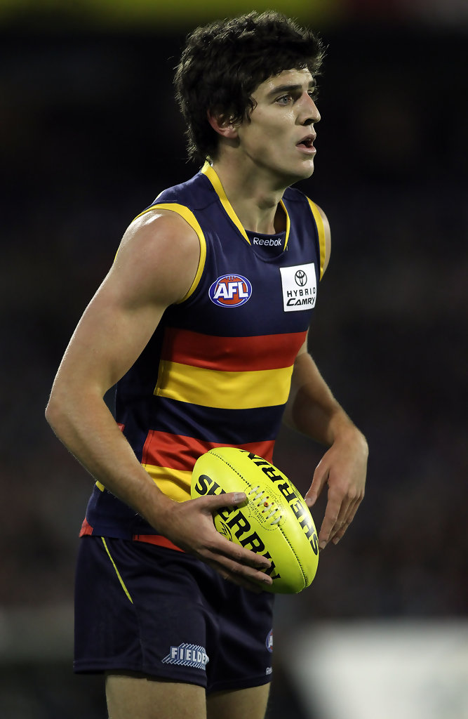 Ricky Henderson Photos - AFL Rd 16 - Crows v Cats - 188 of