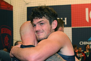 Nathan Jones and Angus Brayshaw Photos Photo