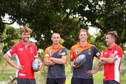 Tom Scully Lachie Whitfield Photos Photo