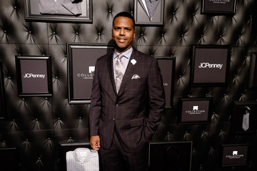 AJ Calloway JCPenney and Michael Strahan Launch Collection By Michael Strahan