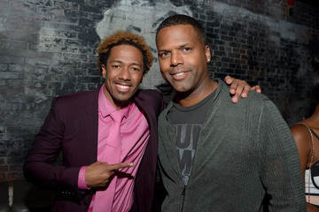 AJ Calloway Ciroc Presents King of the Dancehall Premiere Screening Party in Toronto