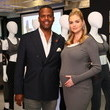 AJ Calloway Copper Fit And Kate Upton Launch Event In NYC
