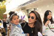 Shay Mitchell attends AKID Brand's 3rd Annual 'The Egg Hunt' at Lombardi House on March 17, 2018 in Los Angeles, California.