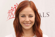 Actress Amy Paffrath attends the ALS Association Golden West Chapter Los Angeles County Walk to Defeat ALS at Exposition Park on October 16, 2016 in Los Angeles, California.