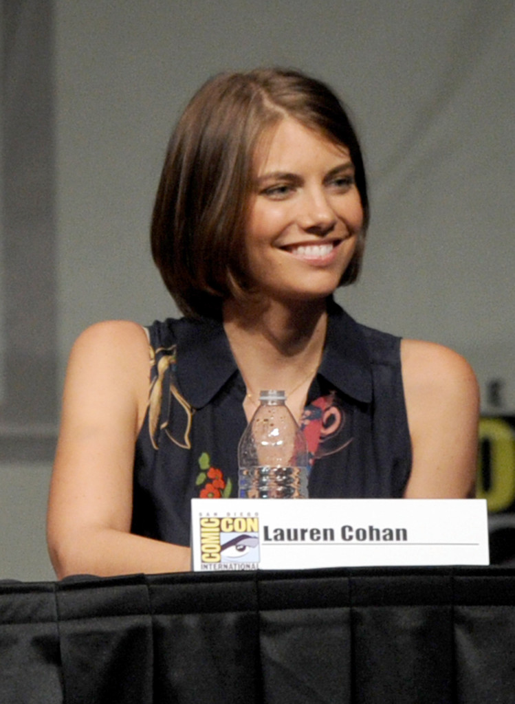 Lauren Cohan Photos Photos Amc S Quot The Walking Dead