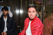 Samir Nasri attends AMPM New Year's Eve Party at The Blond at 11 Howard Hotel on December 31, 2017 in New York City.