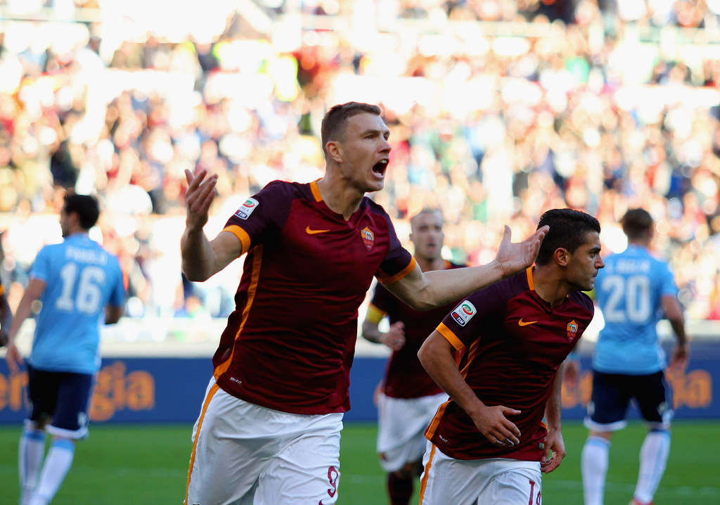 AS Roma vs SS Lazio - Serie A