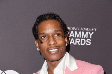 ASAP Rocky The Recording Academy And Clive Davis' 2019 Pre-GRAMMY Gala - Arrivals