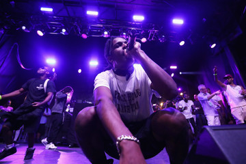 ASAP Rocky BACARDI and Swizz Beatz' The Dean Collection Present No Commission: Art Performs - Day 1