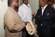 Big Boi and L.A. Reid Photos Photo