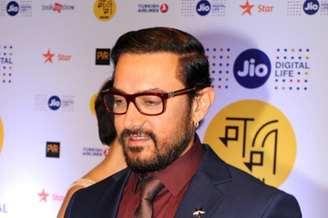 Aamir Khan Jio MAMI 18th Mumbai Film Festival Opening Ceremony at the Royal Opera House