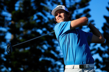 Aaron Baddeley SBS Tournament of Champions - Preview Day 3
