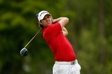 Aaron Baddeley Zurich Classic of New Orleans: Round 2