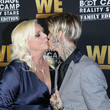 Aaron Carter WE Tv Celebrates The 100th Episode Of The 'Marriage Boot Camp'