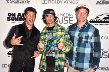 "Aaron Gwin Premiere Of Red Bull Media House's ""On Any Sunday, The Next Chapter"" - Arrivals"