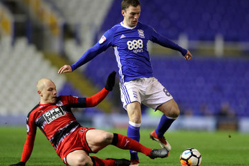 Aaron Mooy Birmingham City v Huddersfield Town - The Emirates FA Cup Fourth Round Replay
