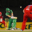 Aaron O'Brien Big Bash League - Renegades v Stars