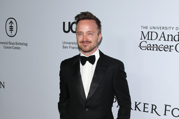 Aaron Paul Sean Parker and The Parker Foundation Launch The Parker Institute for Cancer Immunotherapy Gala - Arrivals
