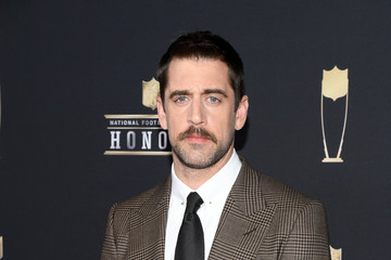 Aaron Rodgers 8th Annual NFL Honors - Arrivals