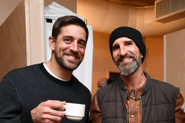 Aaron Rodgers Jury Lunch - 2019 Tribeca Film Festival