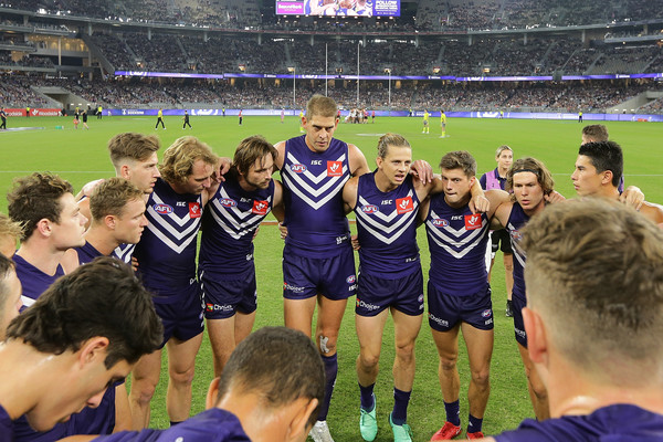 Aaron Sandilands Nat Fyfe Photos - 1 of 8
