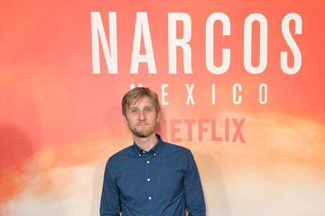 Aaron Staton Netflix Original Series 'Narcos: Mexico,' Special Screening At LA Live In Los Angeles, CA